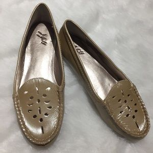 J. Jill Enchant Smoking Flats